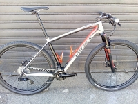 Specialized S-works HT Carbon usata