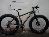 Wite Bull Fat Bike Camo NUOVA
